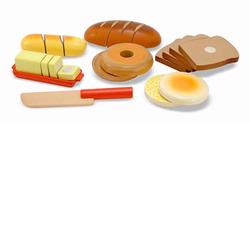 Melissa and Doug Cutting Bread Set (4026)