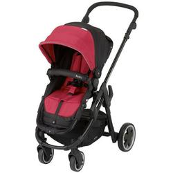 Kiddy 56-120-BG-055 - Click n Move 3 Stroller - Cranberry