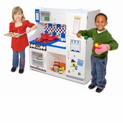 Melissa and Doug Deluxe Kitchen Play Center (2607)