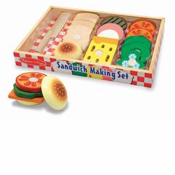 Melissa and Doug Sandwich Making Set (0513)