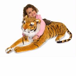 Melissa and Doug Tiger - Plush (2103)