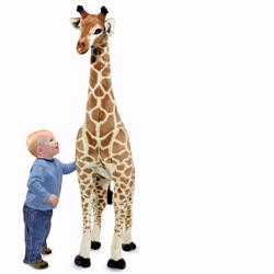 Melissa and Doug Giraffe - Plush (2106)