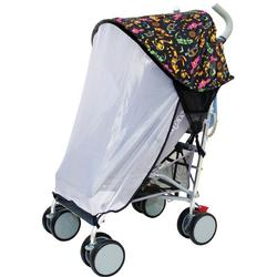 DreamBaby L284 - Strollerbuddy Extenda-Shade With Insect Netting