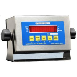 Cambridge SSCSW-10AT Stainless Steel LED Digital Weight Indicator Legal for Trade