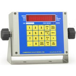 Cambridge CSW-20AT LED Indicator Legal for Trade with Full Numeric Keypad