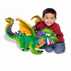 Melissa and Doug Dragon - Plush (2121)