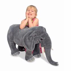 Melissa and Doug Elephant - Plush (2185)