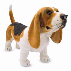 Melissa and Doug Basset Hound - Plush (4866)