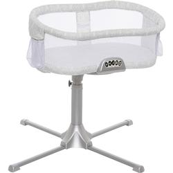 Halo - Swivel Sleeper Bassinet, Premiere Series - Classic Damask