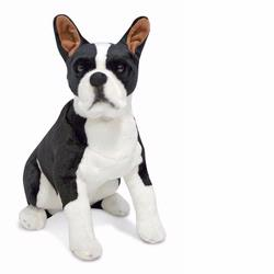 Melissa and Doug Boston Terrier - Plush (4855)