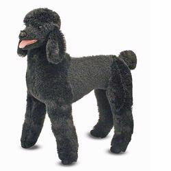 Melissa and Doug Standard Poodle - Plush (4861)