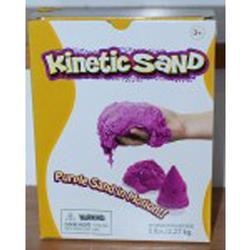 Waba Fun 150503  - Kinetic Sand 5lb Box - Purple
