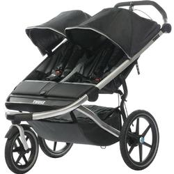 THULE 10101903 - Urban Glide 2 Double Stroller - Dark Shadow