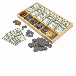Melissa and Doug Play Money Set (1273)
