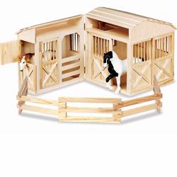 Melissa and Doug Folding Horse Stable (0785)