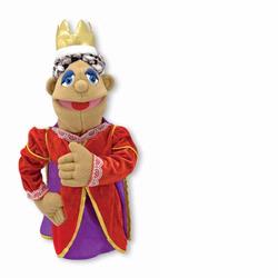 Melissa and Doug Queen Puppet (3891)
