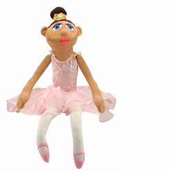 Melissa and Doug Ballerina Puppet (Full-Body) (3895)
