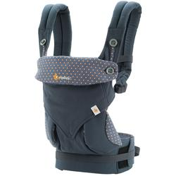 Ergo Baby BC360ABLU - 4 Position 360 Carrier - Dusty Blue