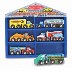 Melissa and Doug Big-Rig Trucks (0685)