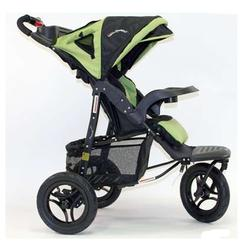 GoGo Babyz UA808-G Urban Advantage Stroller - Leaf Green