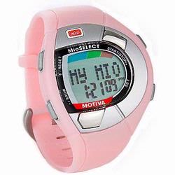 Mio 0016US-Pink Motiva Heart Rate Monitor
