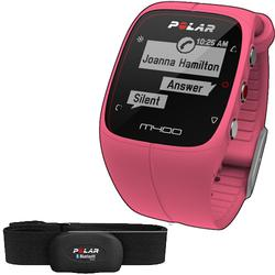 Polar 90057191 - M400 GPS Training Companion with Heart Rate - Pink