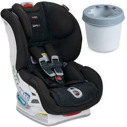 Britax E1A325QK - Boulevard ClickTight Convertible Car Seat with Cup Holder - Circa
