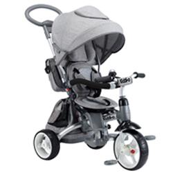 Kettler T500GRAY 6-in-1 Multi-Trike Gray