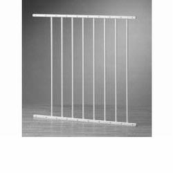 KidCo G-24-W Optional 24 Inch Extension for G20 Safeway Gate or G60 E'LONGATE - White