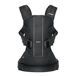 Baby Bjorn 093025US Baby Carrier One Air - Black
