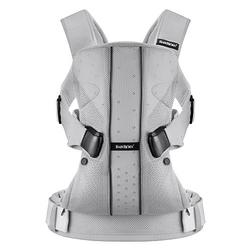 Baby Bjorn 093004US Baby Carrier One Air - Silver