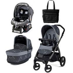 peg perego book pop up stroller portraits grey special edition with primo viaggio sip 30. Black Bedroom Furniture Sets. Home Design Ideas