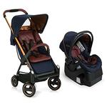 iCoo 150023 Acrobat + iGuard 35 Infant Seat Travel System Copper Blue
