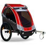 Burley 939303 Bike Trailer Solo Red