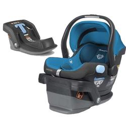 UPPAbaby 0225-GEOK - MESA Car Seat  - Georgie (Marine Blue) With Base