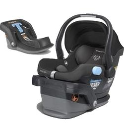 UPPAbaby 0225-JKEK - MESA Car Seat  - Jake (Black) With Base