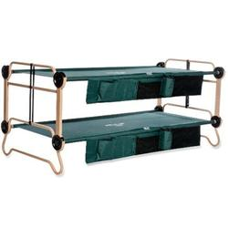 Disc-O-Bed Cam-O-Bunk L (28in Width) with 2 Organizers