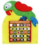 Anatex PWP9029 Parrot Wall Panel