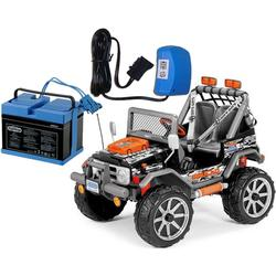 Peg Perego IGOD0075USK Gaucho Rock'In Power Ride On With Battery And Charger