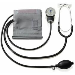 LifeSource UA-101 Aneroid Home Blood Pressure Kit with Attached Stethoscope