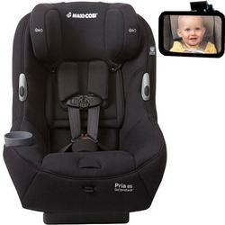 Maxi-Cosi CC156DKKK Pria 85 Convertible Car Seat - Manhattan Black With Mirror