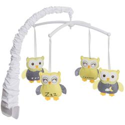 Halo Bassinest Swivel Sleeper Bassinet Mobile - Sleepy Owl