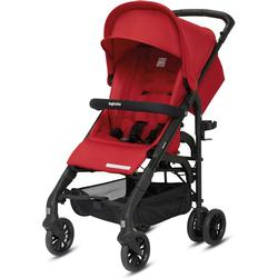 Inglesina AG40H0VRDUS Zippy Light Stroller with Raincover Vivid Red