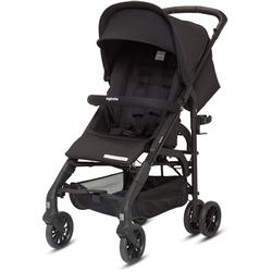 Inglesina AG40H0TBKUS Zippy Light Stroller with Raincover Total Black