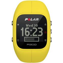 Polar 90055511- A300 Yellow Fitness and Activity Monitor w/o HR and w/ Travel Cinch Bag