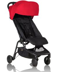 Mountain Buggy NANO2RUBY  Nano 2 Stroller  Ruby