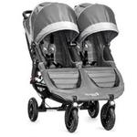Baby Jogger 1962773 - City Mini GT Double Stroller - Steel