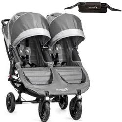 Baby Jogger 1962773kt City Mini Gt Double Stroller With Parent