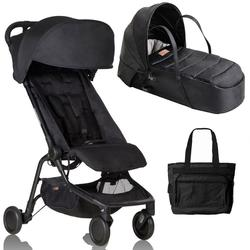 Mountain Buggy Nano 2 Newborn System - Black