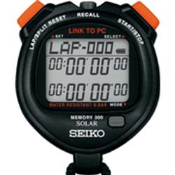 Seiko S064 - 300 Lap Memory Stopwatch With optional  PC Interface